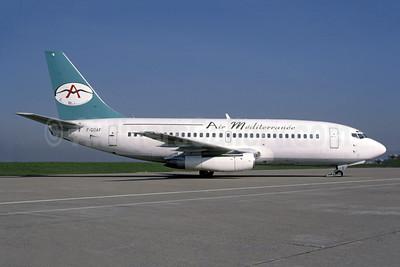 Air Mediterranee Boeing 737-242C F-GOAF (msn 19847) ORY (Jacques Guillem). Image: 949575.