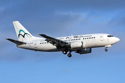 Air Mediterranee Boeing 737-5L9 F-HCOA (msn 28084) PMI (Eurospot). Image: 912296.