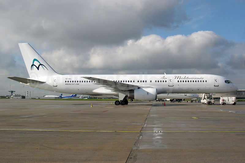Leased from Icelandair in October 2006
