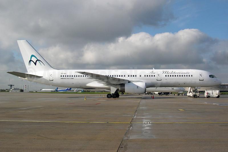 Leased from Icelandair in October 2006