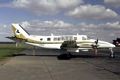 Air Rouergue Beechcraft 99 Airliner F-BSUZ (msn U-57) LBG (Christian Volpati). Image: 948983.