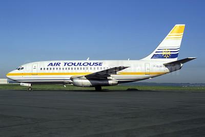 Air Toulouse Boeing 737-2D6 F-GLXH (msn 20544) TLS (Jacques Guillem). Image: 941009.