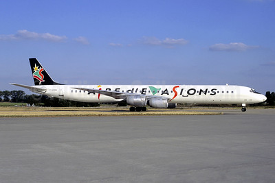 Leased from AOM on January 8, 1993