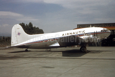 Aironautica Boeing 307 Stratoliner F-BELY (msn 2000) NCE (Jacques Guillem Collection). Image: 955113.