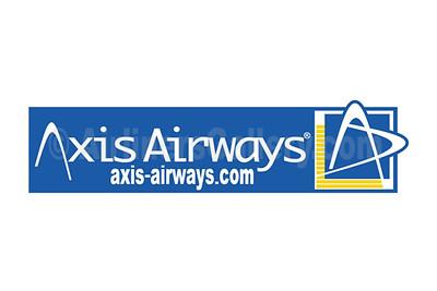 1. Axis Airways logo