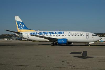 Axis Airways Boeing 737-382 F-GIXG (msn 24364) MRS (Ton Jochems). Image: 9543186.