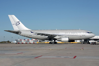 Blue Line (France) Airbus A310-325 F-HBOY (msn 650) CDG (Christian Volpati). Image: 945504.