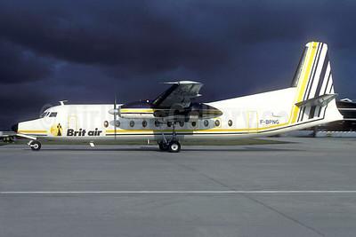 Brit Air (France) Fokker F.27 Mk. 500 F-BPNG (msn 10380) ORY (Christian Volpati). Image: 952468.