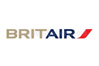 1. Brit Air (France) logo