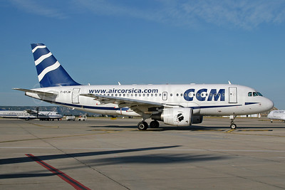 CCM Airlines A319-112 F-GYJM (msn 1145) MRS (Ton Jochems). Image: 954209.