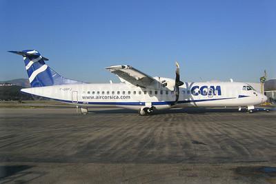 CCM Airlines ATR 72-212A (ATR 72-500) F-GRPJ (msn 724) (Marco Finelli). Image: 923827.