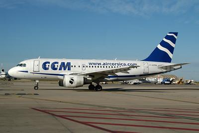CCM Airlines A319-112 F-GYFM (msn 1068) MRSS (Ton Jochems). Image: 954207.