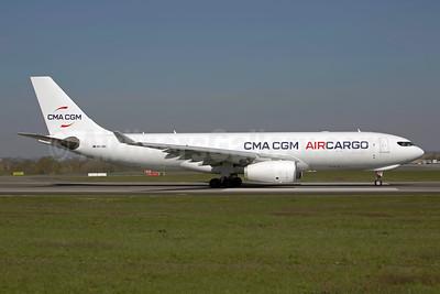 CMA CGM Air Cargo (Air Belgium 2nd) Airbus A330-243 (F) OO-CMA (msn 1688) LGG (Rainer Bexten). Image: 954609.