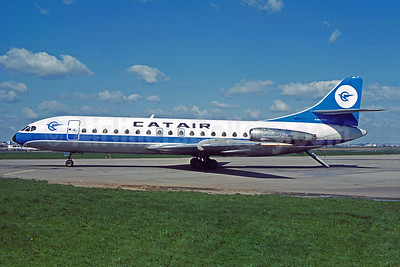 Catair Sud Aviation SE.210 Caravelle 6R F-BUFF (msn 101) LBG (Jacques Guillem). Image: 920274.