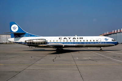Catair Sud Aviation SE.210 Caravelle 6R F-BUFF (msn 101) ORY (Christian Volpati). Image: 934322.