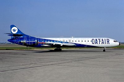 Catair Sud Aviation SE.210 Caravelle 12 F-BVPY (msn 271 ORY (Christian Volpati). Image: 902326.