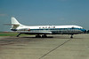 Catair Sud Aviation SE.210 Caravelle 3 F-BUFH (msn 123) (Sobelair colors) LBG (Christian Volpati). Image: 901407.