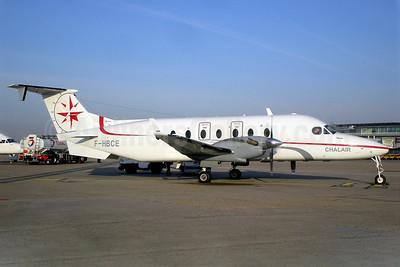 Chalair Aviation Beech 1900D F-HBCE (msn UE-323) ORY (Pepscl). Image: 939595.