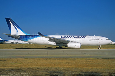 Corsair International Airbus A330-243 F-HBIL (msn 320) ORY (Jacques Guillem). Image: 932465.