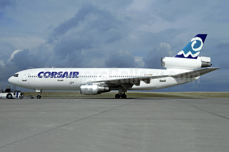 Leased from ChallengAir on June 24, 1995