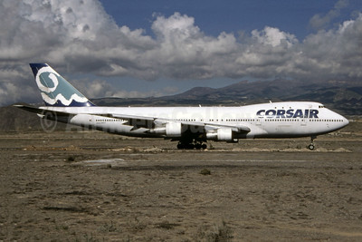 Corsair Boeing 747-121 F-GKLJ (msn 19660) TFS (Andreas Scholtz - Bruce Drum Collection). Image: 944758.