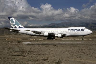 Corsair Boeing 747-121 F-GKLJ (msn 19660) TFS (Andreas Scholtz - Bruce Drum Collection). Image: 944758.