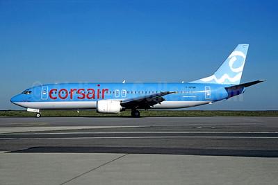 Corsair Boeing 737-4B3 F-GFUH (msn 24751) CDG (Christian Volpati). Image: 946490.