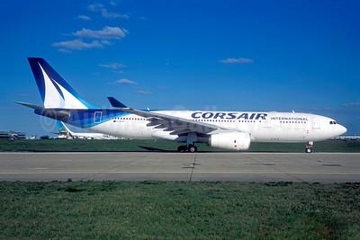 Corsair International Airbus A330-243 F-HCAT (msn 285) ORY (Jacques Guillem). Image: 946015.