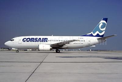 Corsair Boeing 737-3M8 F-GFUI (msn 24023) CDG (Christian Volpati). Image: 946489.