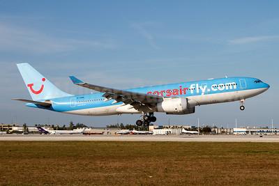 Corsairfly (corsarifly.com) Airbus A330-243 F-HBIL (msn 320) (TUI colors) MIA (Arnd Wolf). Image: 907930.