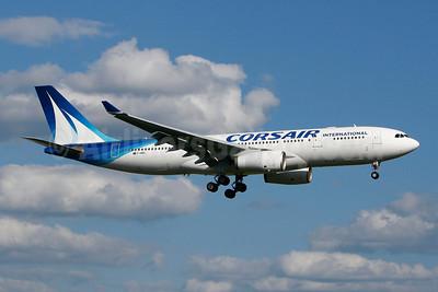 Corsair International Airbus A330-243 F-HBIL (msn 320) YUL (Gilbert Hechema). Image: 908804.