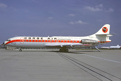 Corse Air International Sud Aviation SE.210 Caravelle 10B3 TZ-ADS (msn 184) ORY (Christian Volpati). Image: 909220.