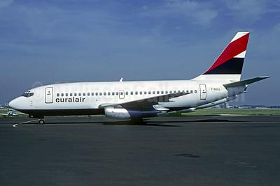 Euralair Boeing 737-222 F-GCLL (msn 19064) LBG (Christian Volpati). Image: 920374.