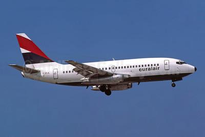 Euralair Boeing 737-222 F-GCJL (msn 19067) ATH (Richard Vandervord). Image: 952506.