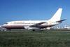 Air Charter-Euralair Boeing 737-204 G-BJCT (msn 22638) (Britannia colors) ORY (Jacques Guillem). Image: 937317.