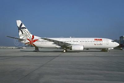 Airline Color Scheme - Introduced 1998 (Voyages FRAM)