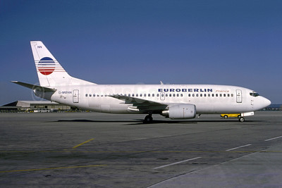 Leased from Monarch Airlines on November 4, 1988