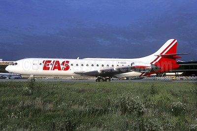 EAS (Europe Aero Service) Sud Aviation SE.210 Caravelle 10B3 F-GDJU (msn 183) ORY (Christian Volpati). Image: 927594.