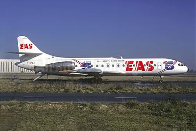 EAS' Paris - Dakar Rally logo jet