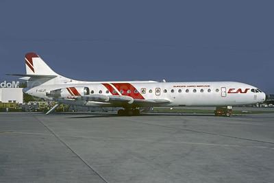 EAS-Europe Aero Service Sud Aviation SE.210 Caravelle 10B3 F-GCJT (msn 249) ORY (Christian Volpati). Image: 927595.