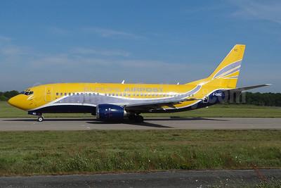 Europe Airpost Boeing 737-38B (QC) F-GIXC (msn 25124) NTE (Paul Bannwarth). Image: 920379.