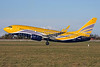 Europe Airpost Boeing 737-73V WL F-GZTC (msn 32414) DUB (Michael Kelly). Image: 926022.