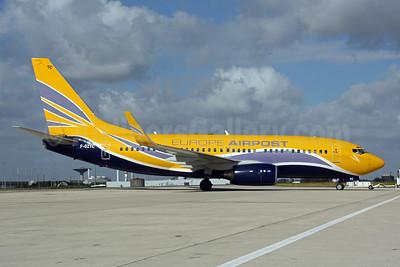Europe Airpost Boeing 737-73V WL F-GZTC (msn 32414) CDG (Christian Volpati). Image: 905212.