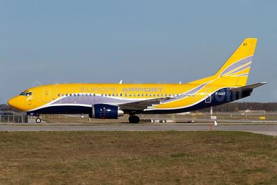 Europe Airpost Boeing 737-39M F-GIXT (msn 28898) MUC (Arnd Wolf). Image: 907404.