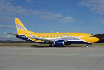 Europe Airpost Boeing 737-348 (QC) F-GIXI (msn 23809) ZRH (Rolf Wallner). Image: 907403.