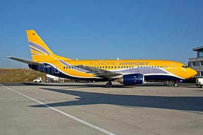 Europe Airpost Boeing 737-353 F-GIXH (msn 23788) CDG (Christian Volpati). Image: 901477.
