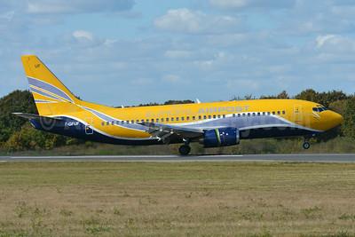 Europe Airpost Boeing 737-3B3 (QC) F-GFUF (msn 24388) NTE (Paul Bannwarth). Image: 930561.