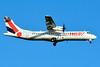 Hop! For Air France ATR 72-212A (ATR 72-600) F-HOPZ (msn 1265) BSL (Paul Bannwarth). Image: 931188.