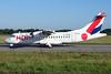 Hop! For Air France ATR 42-500 F-GVZB (msn 524) NTE (Paul Bannwarth). Image: 929863.