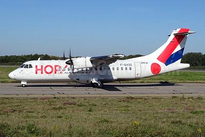 Hop! For Air France ATR 42-500 F-GVZC (msn 516) NTE (Paul Bannwarth). Image: 929908.